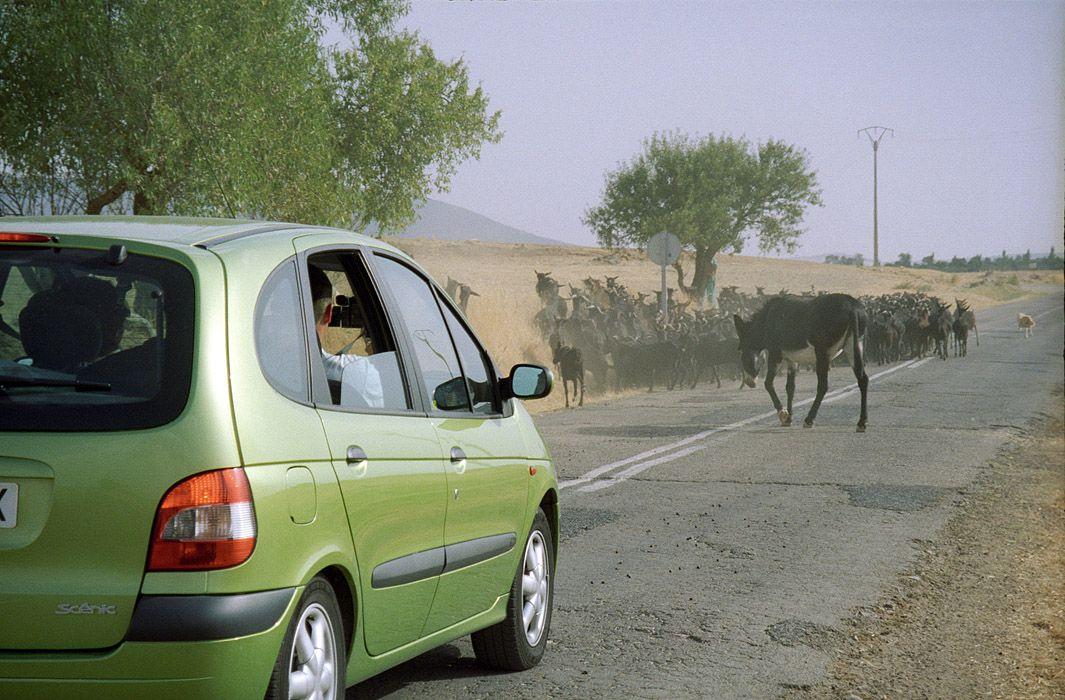 Driving in Spain