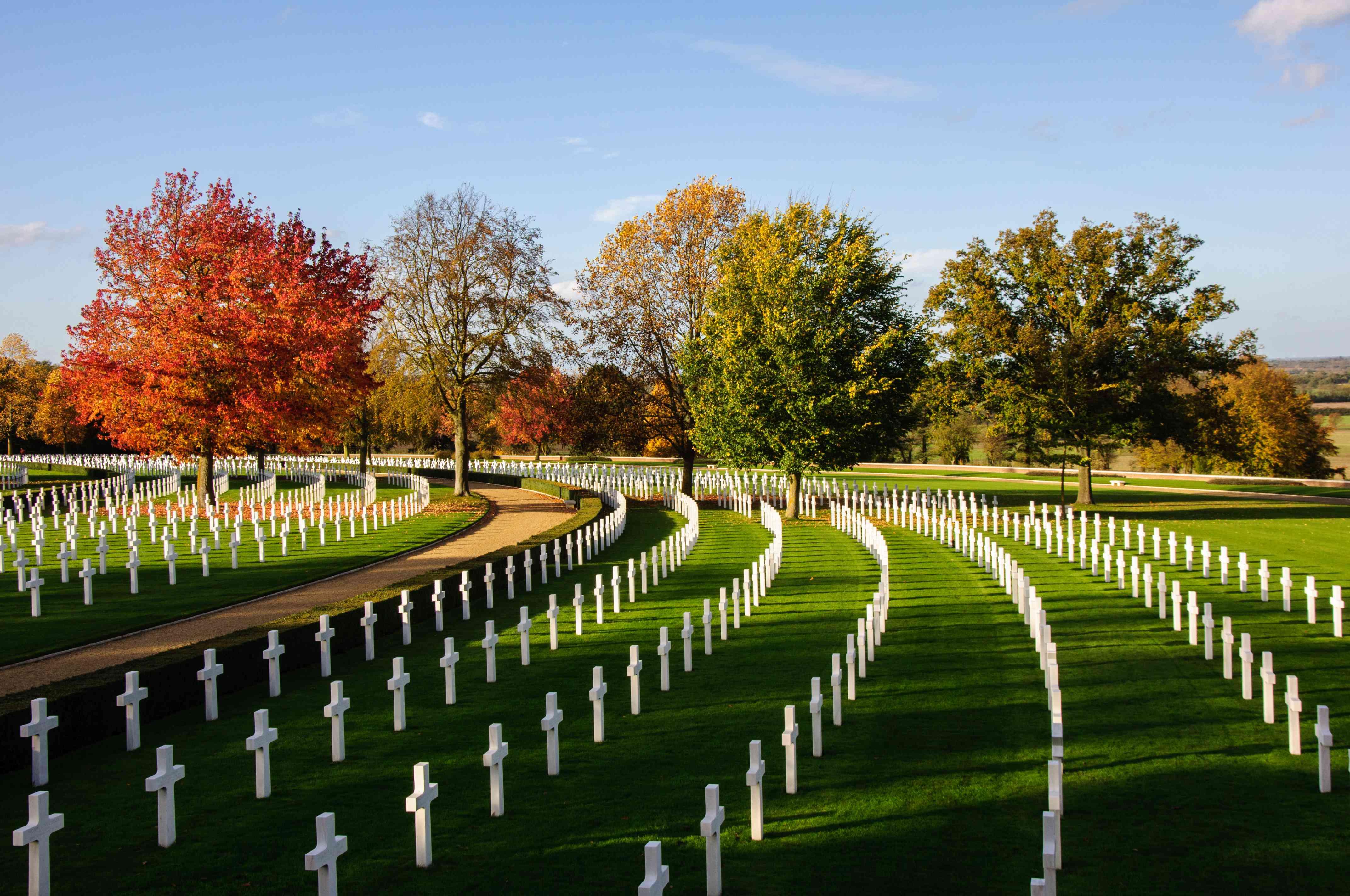 Madingley American Cemetery