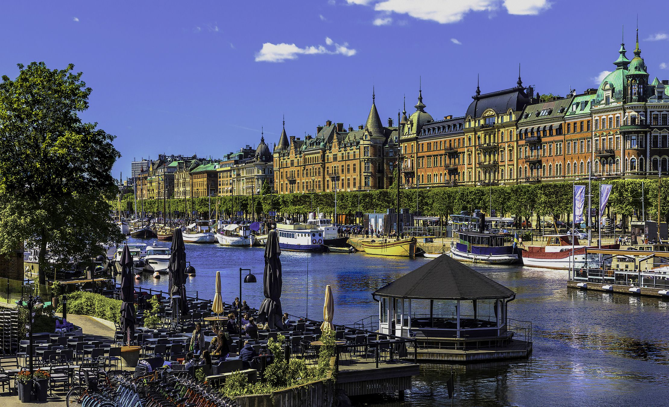 Matahari Spa Stockholm