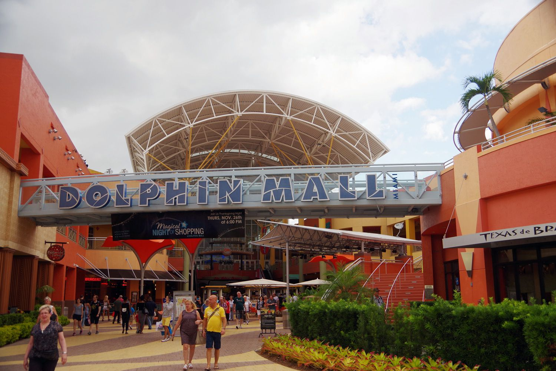 miami beach shopping map 5 Best Miami Outlet Malls And Factory Stores miami beach shopping map