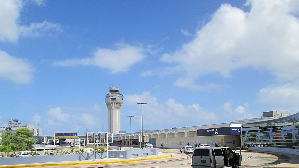 San Juan airport