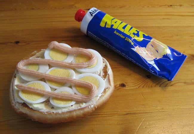 kalles swedish kaviar