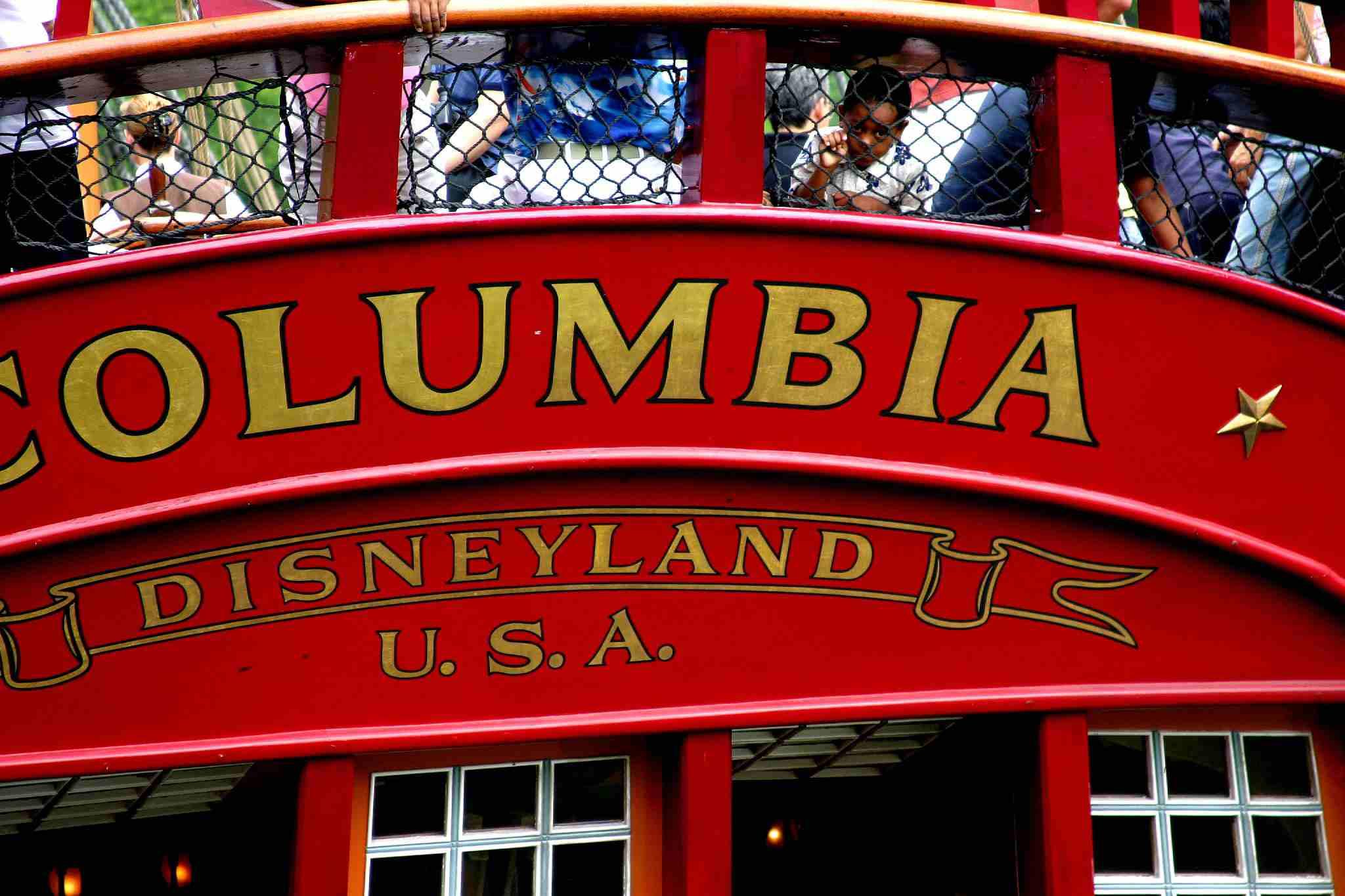 Columbia Sailing Ship