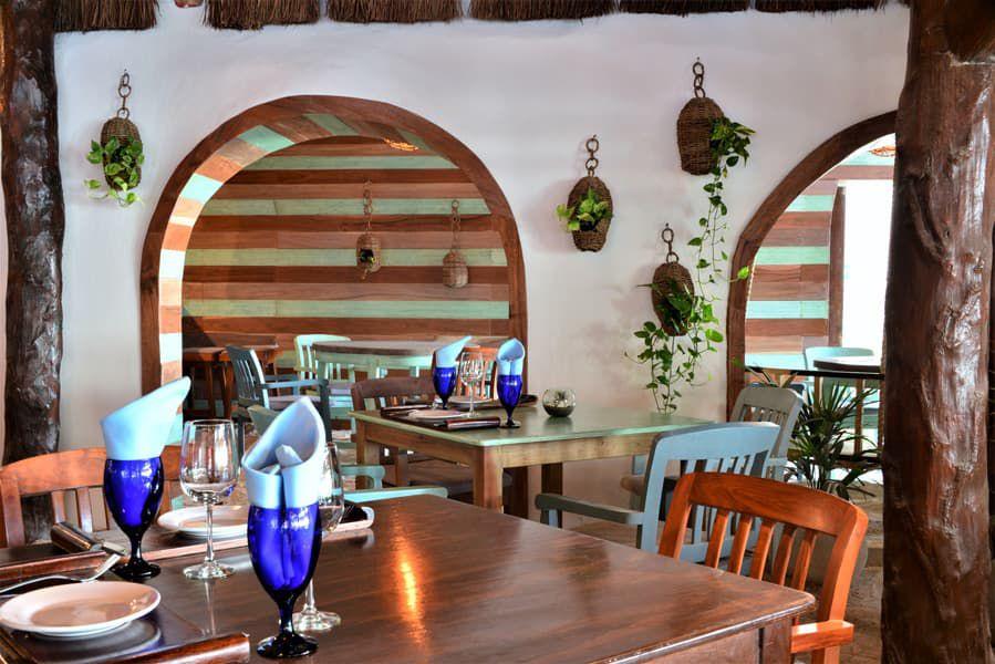 Ana y Jose Restaurant, Any y Jose Hotel, Tulum