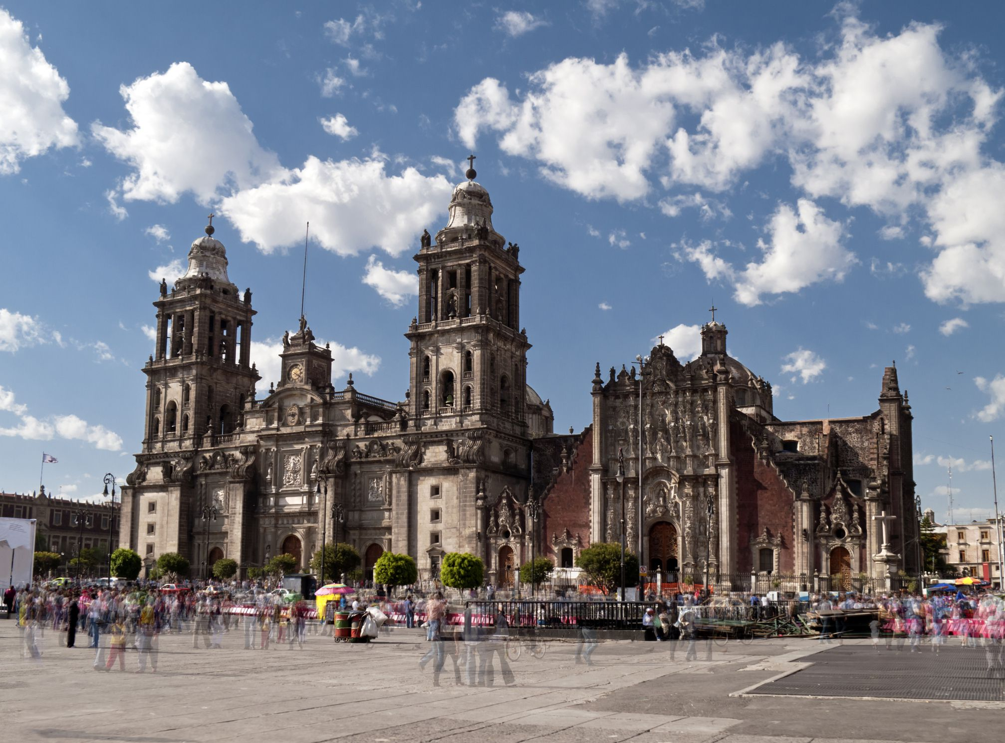 Capital City Auto >> Mexico City's Metropolitan Cathedral: The Complete Guide