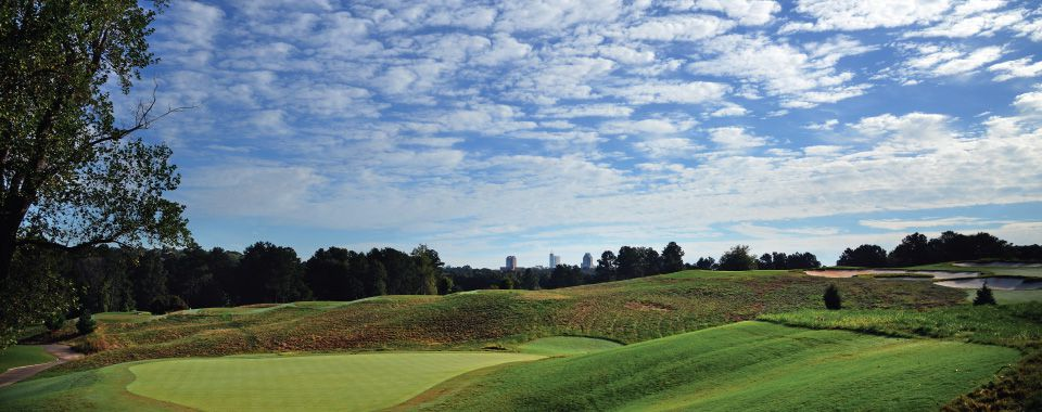 Lonnie Pool Golf Course at NC State University