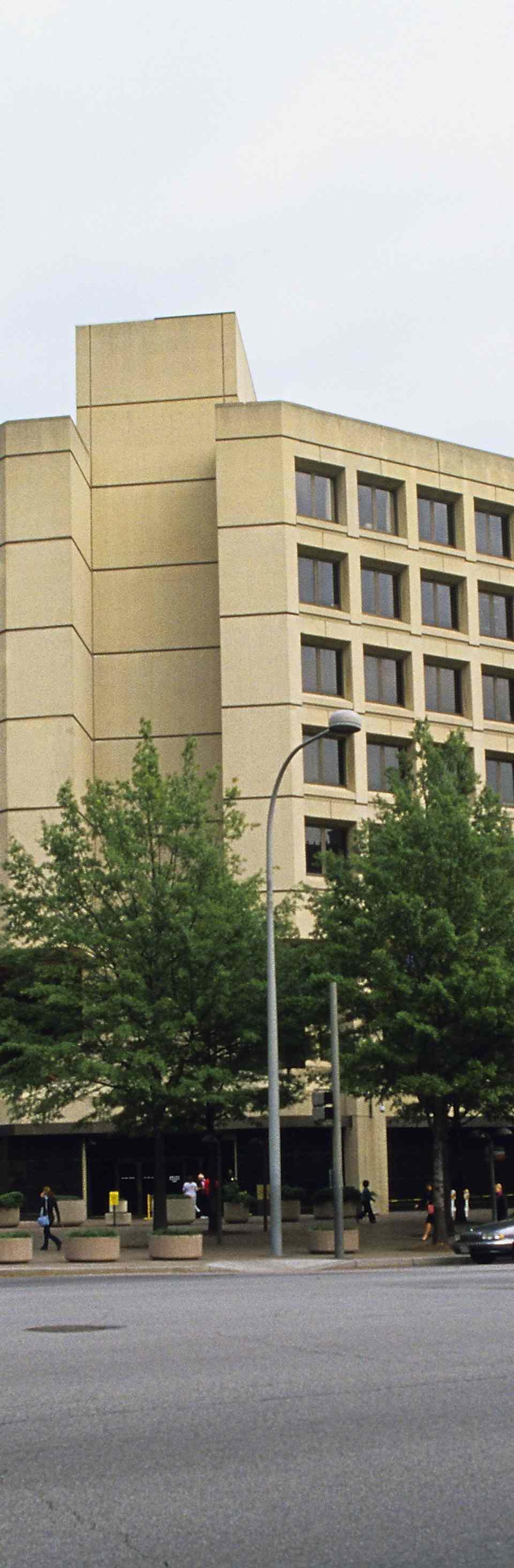 FBI Headquarters in Washington DC