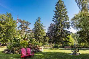 Edwards Gardens in Toronto