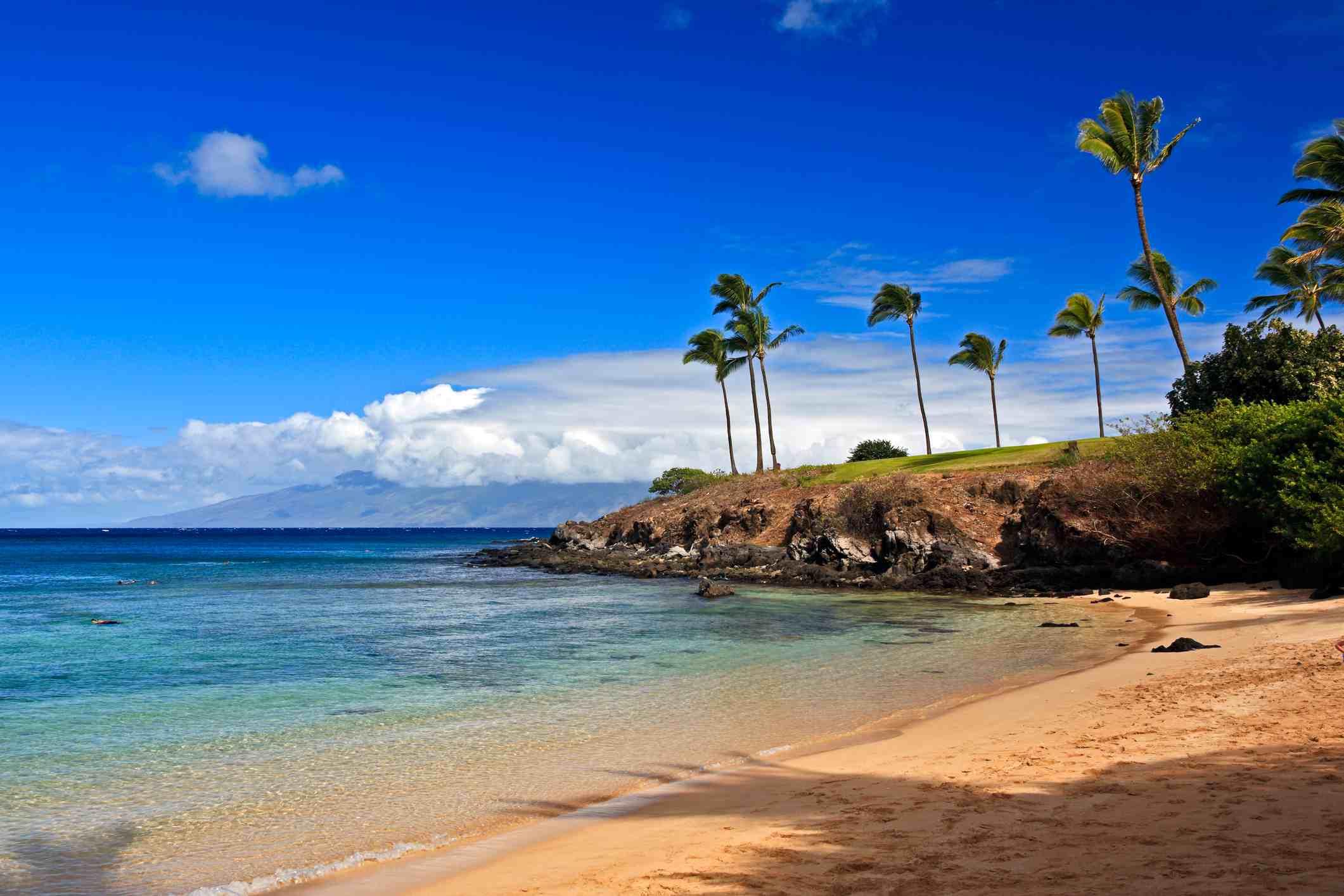 Kapalua Bay, West Maui