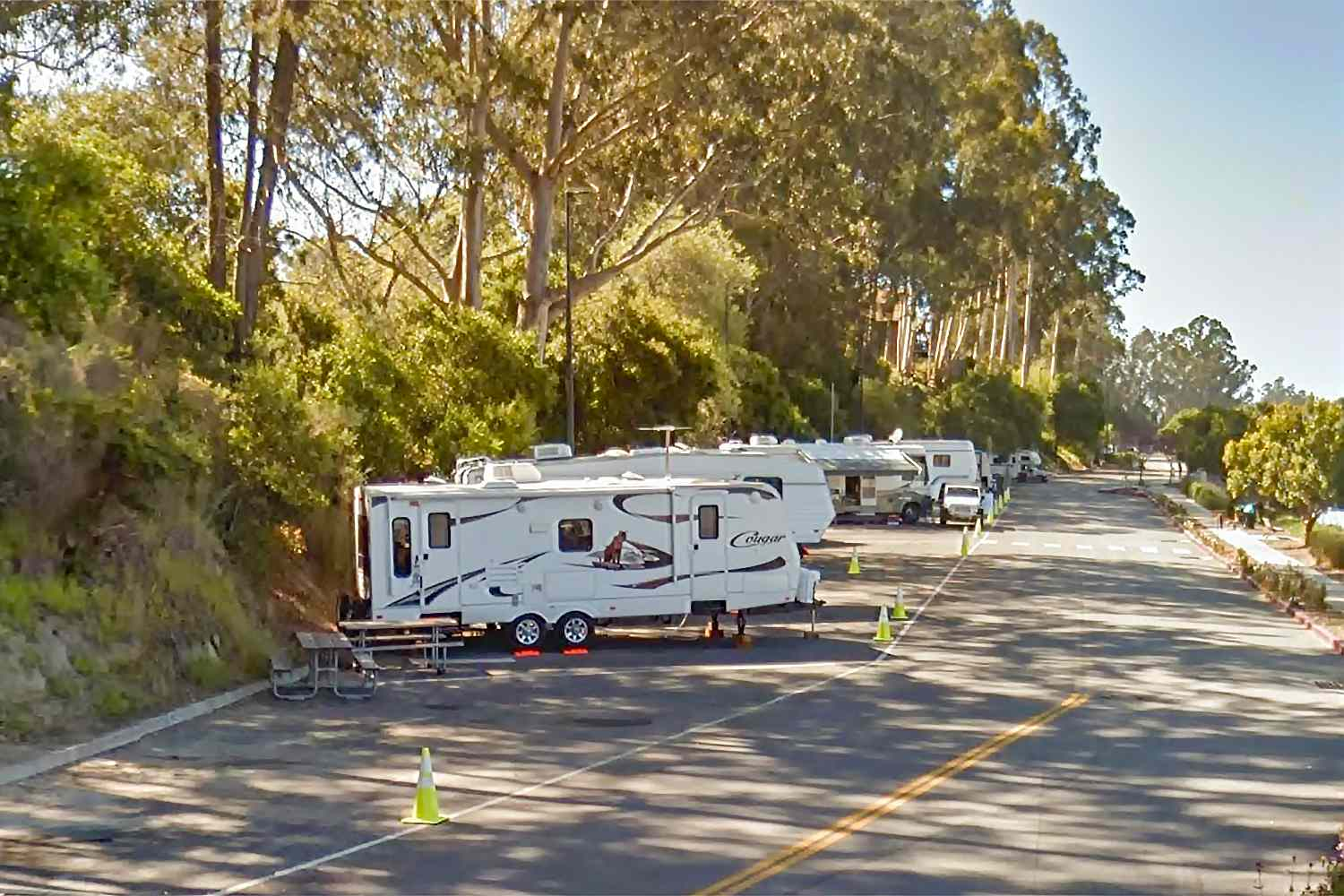 santa cruz camping - places you will love to stay