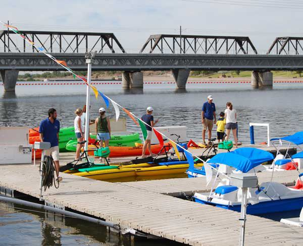 Boat rentals in Tempe, Arizona