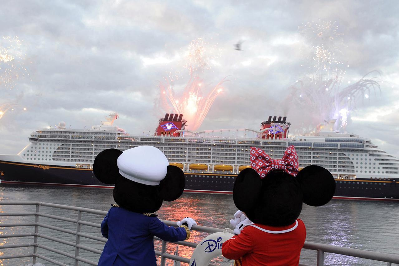 Disney Wonder Virtual Tour