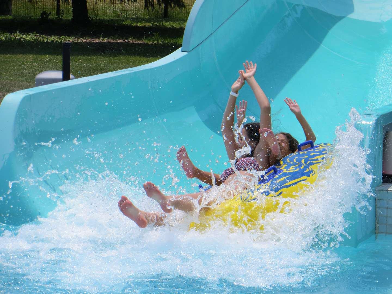Wayne County Family Aquatic Center Michigan