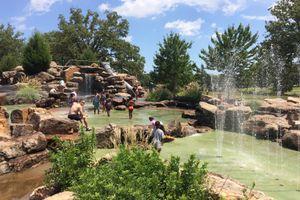 War Memorial Park Splash Pad