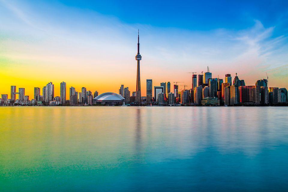 Toronto's Skyline