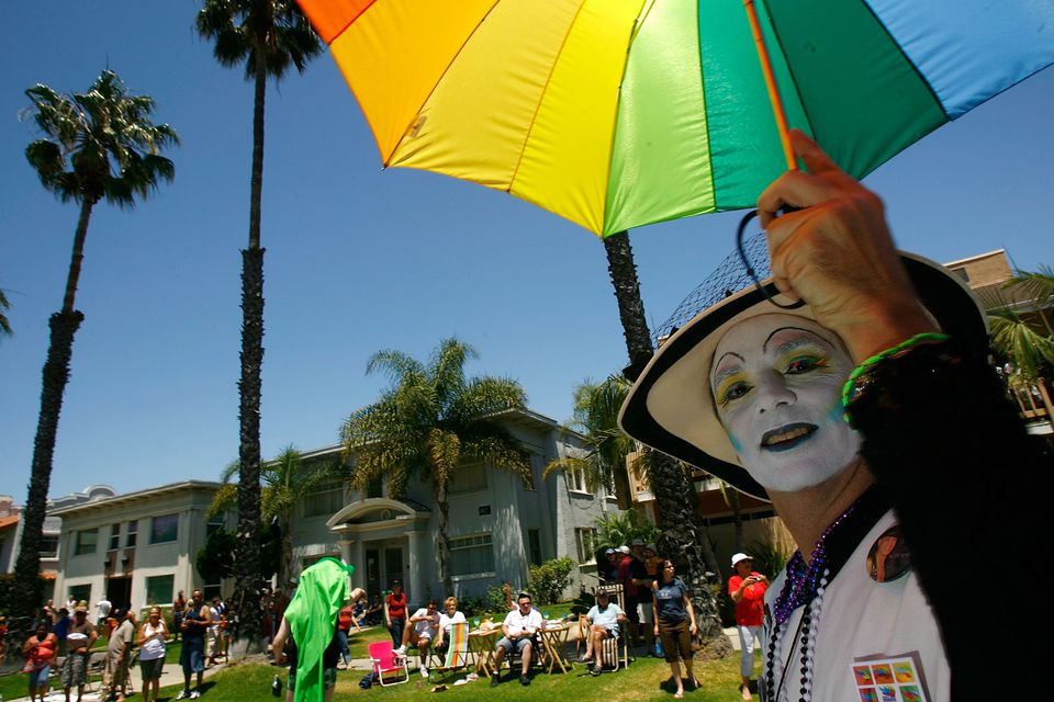 from Joel long beach california gay pride