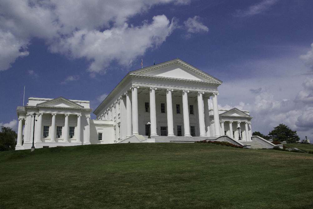 Images of Richmond Virginia, the State Capital