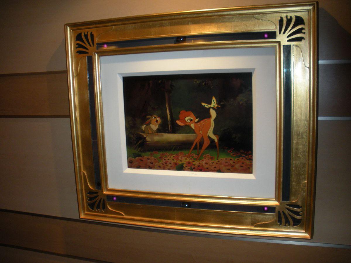Disney Dream - Bambi Enchanted Art