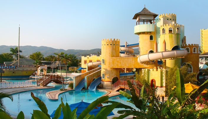 Pirate's Paradise Water Park