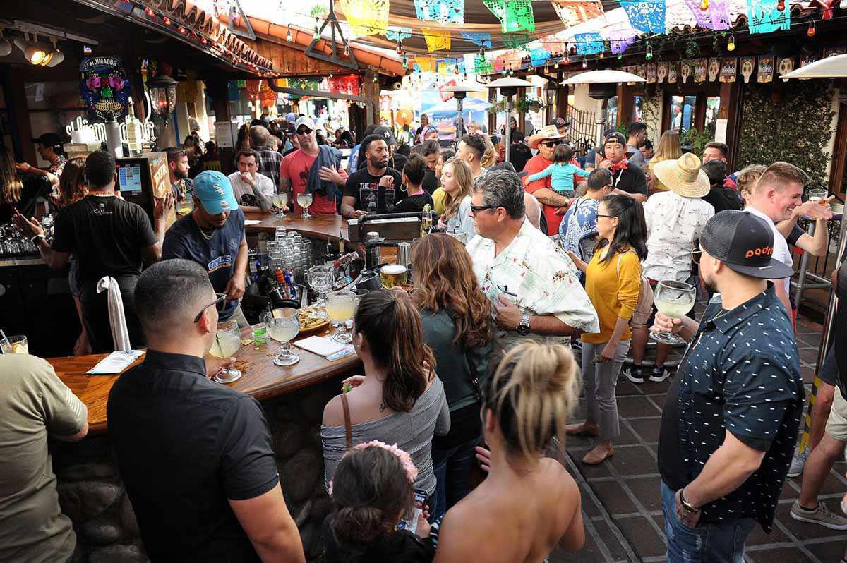 Cinco de Mayo festivities in Old Town San Diego