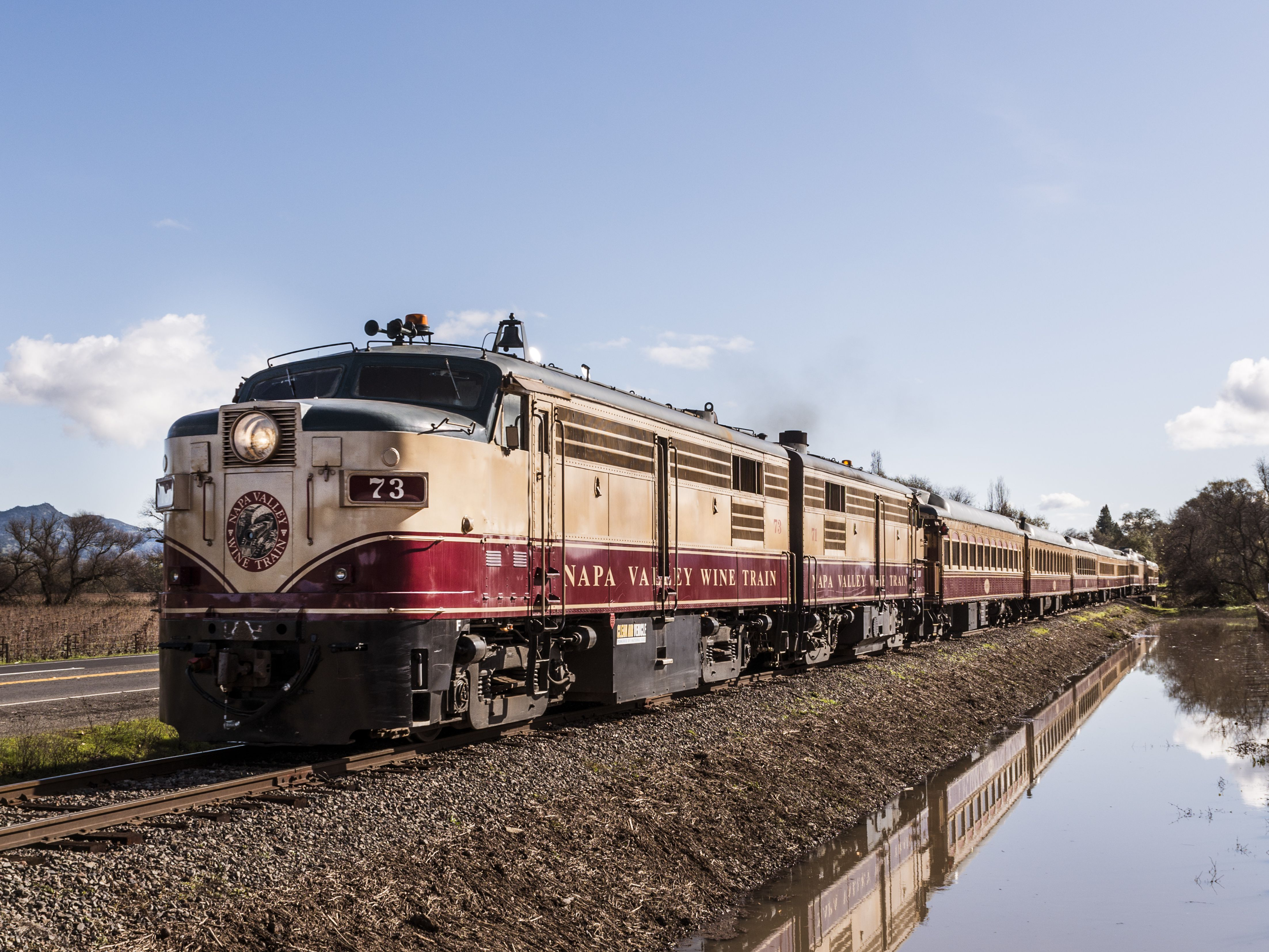 Napa Valley Wine Train: Visitor Guide and Review