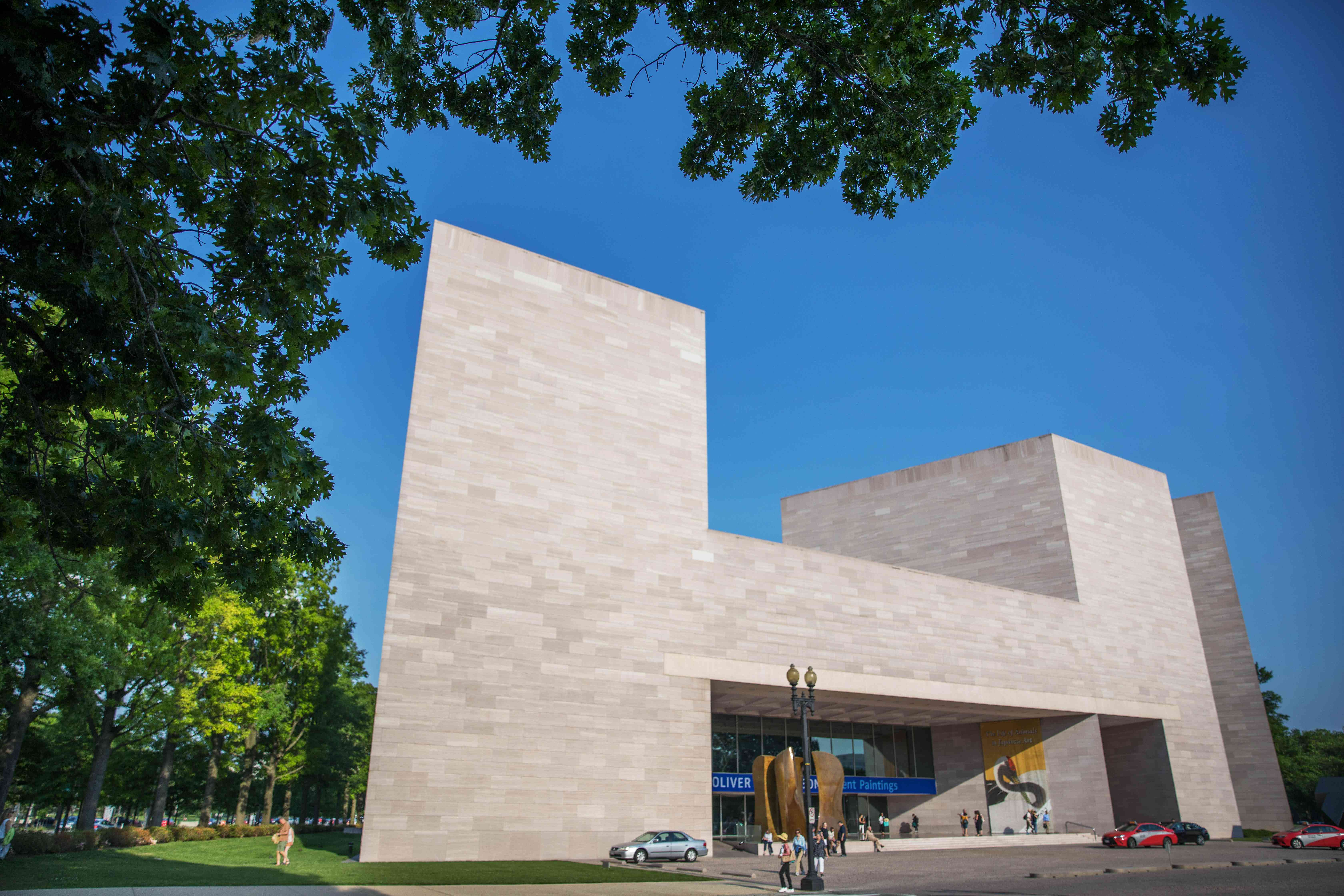 National Gallery of Art exterior