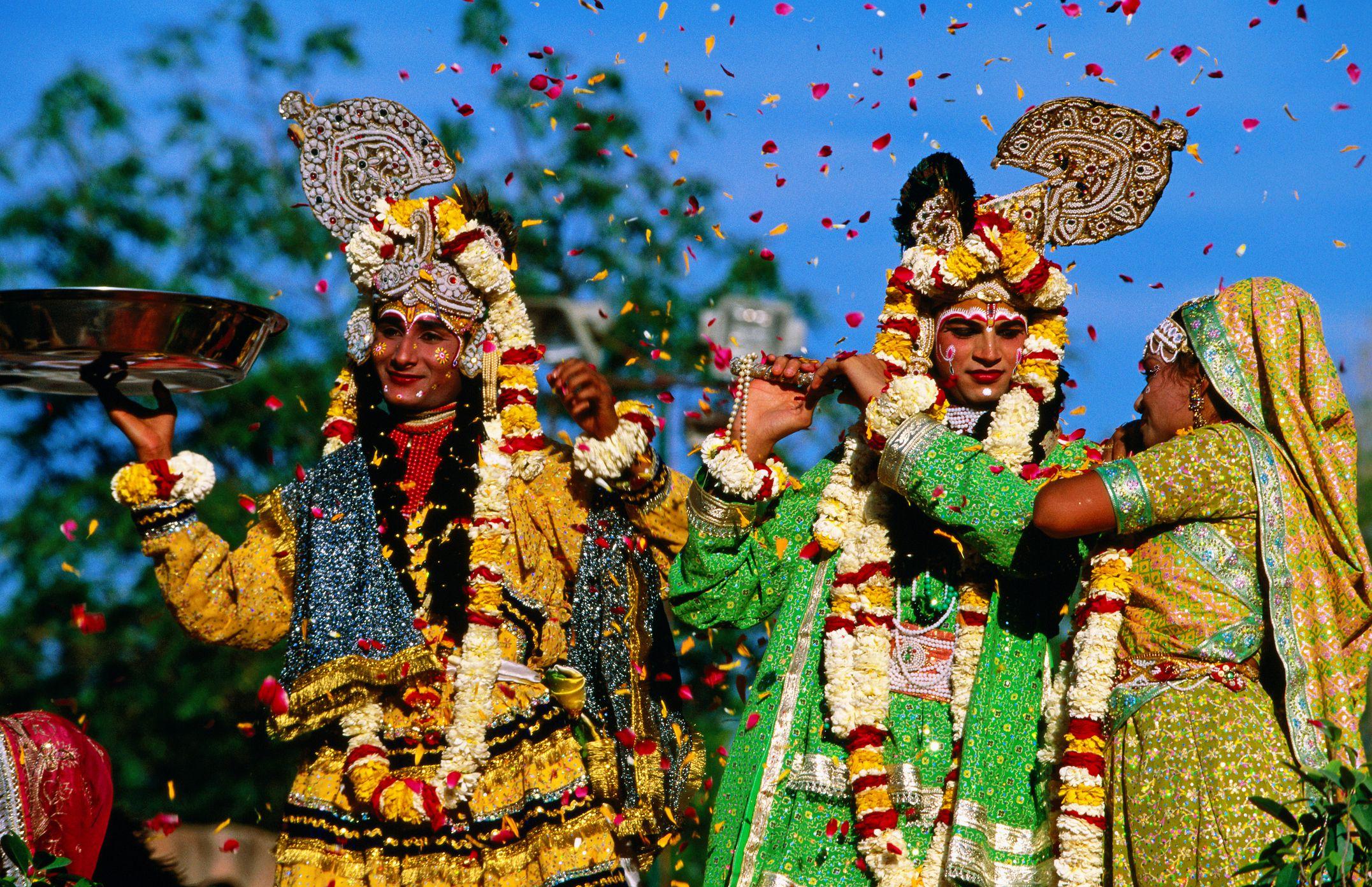 Compañía de danza Krishna Lila