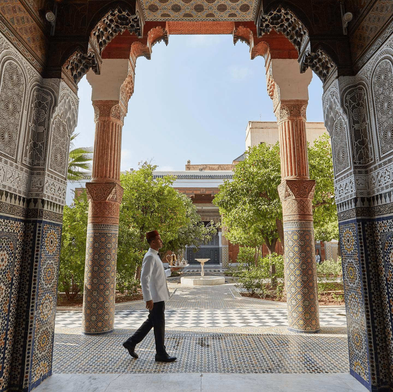 Bacha Coffee in Marrakech