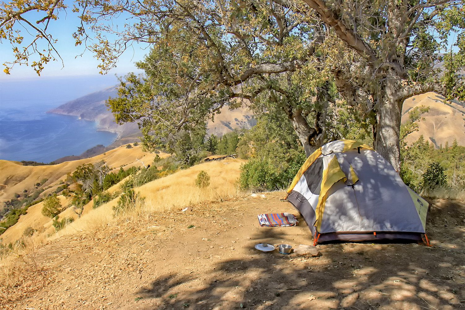 a guide to big sur camping