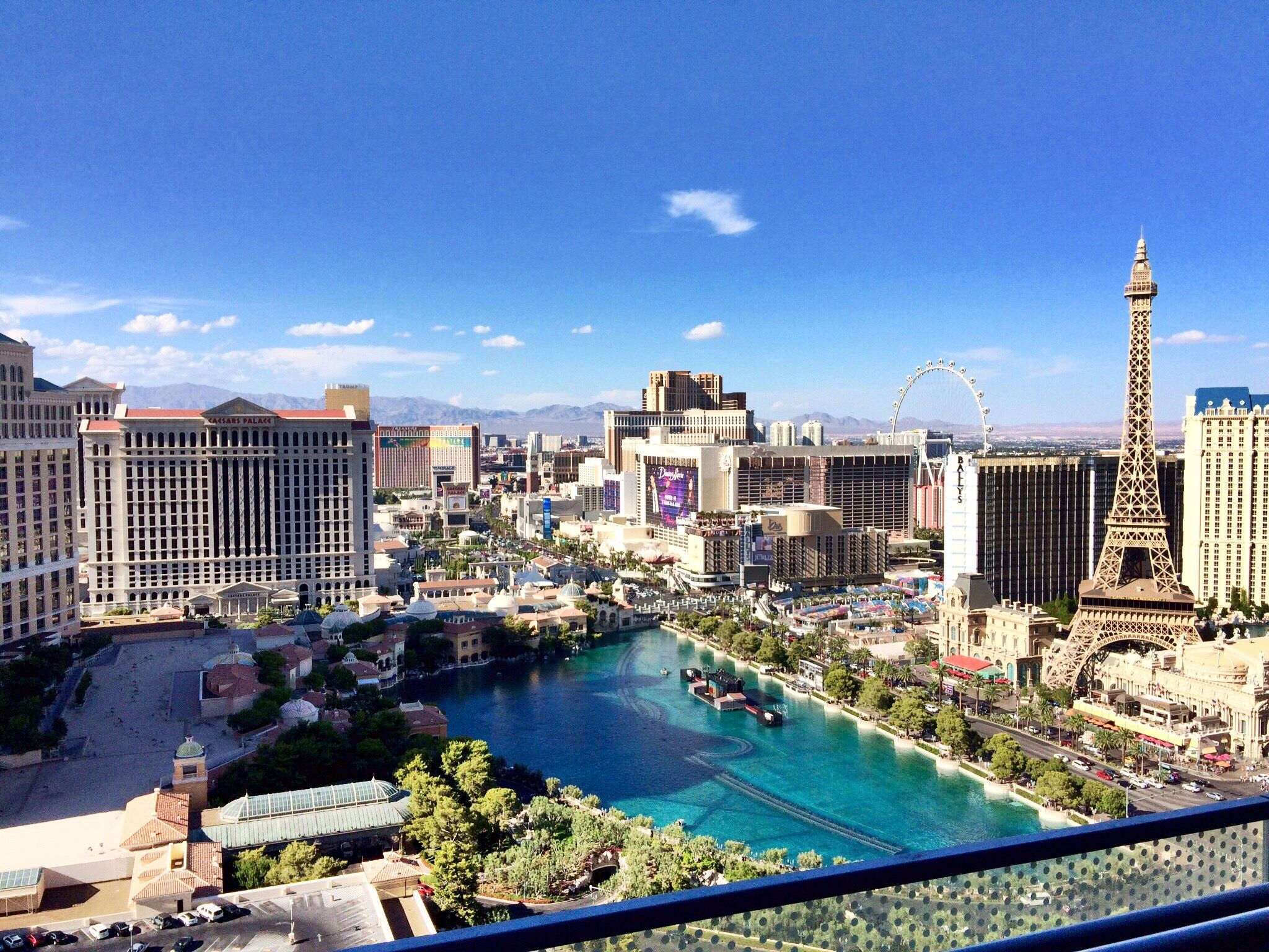 Las Vegas Wetter September