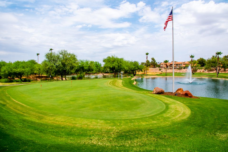 Scottsdale Silverado Golf Course in Scottsdale, Arizona
