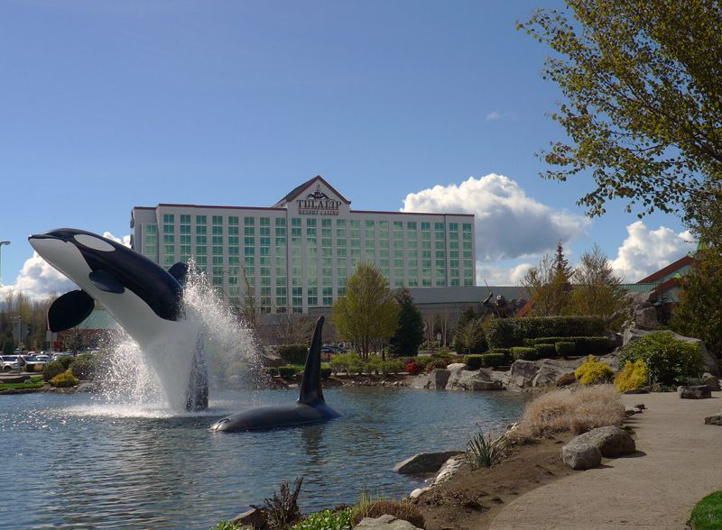 Tulalip Resort Casino en Washington