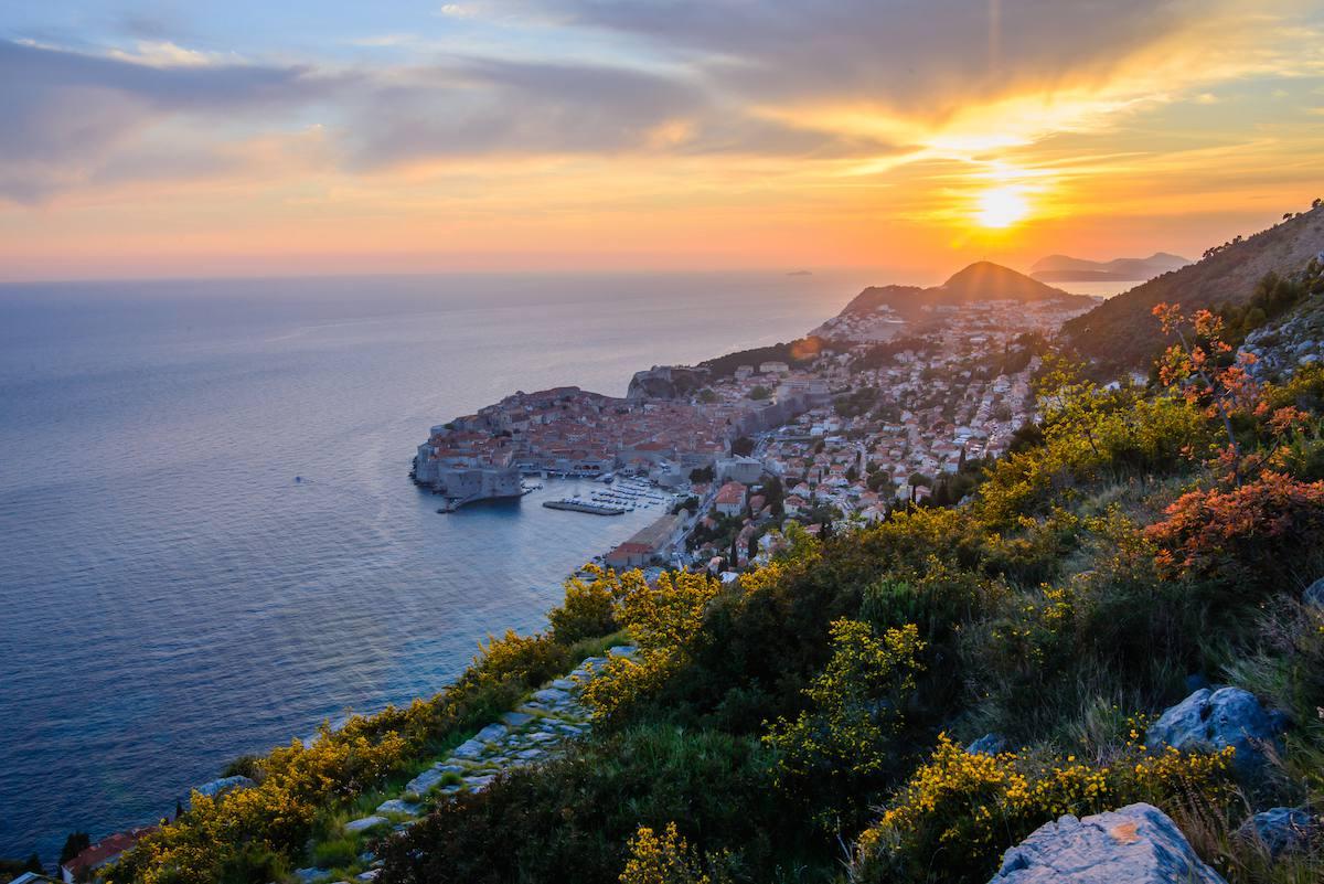 Adriatic Coast of Croatia