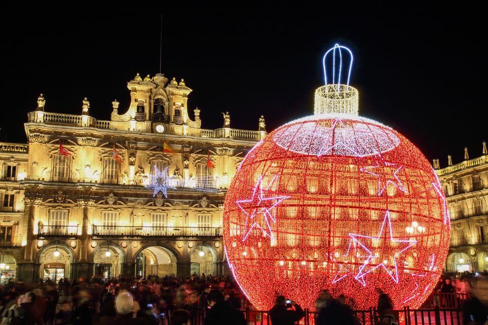 Navidad en la Plaza Mayor