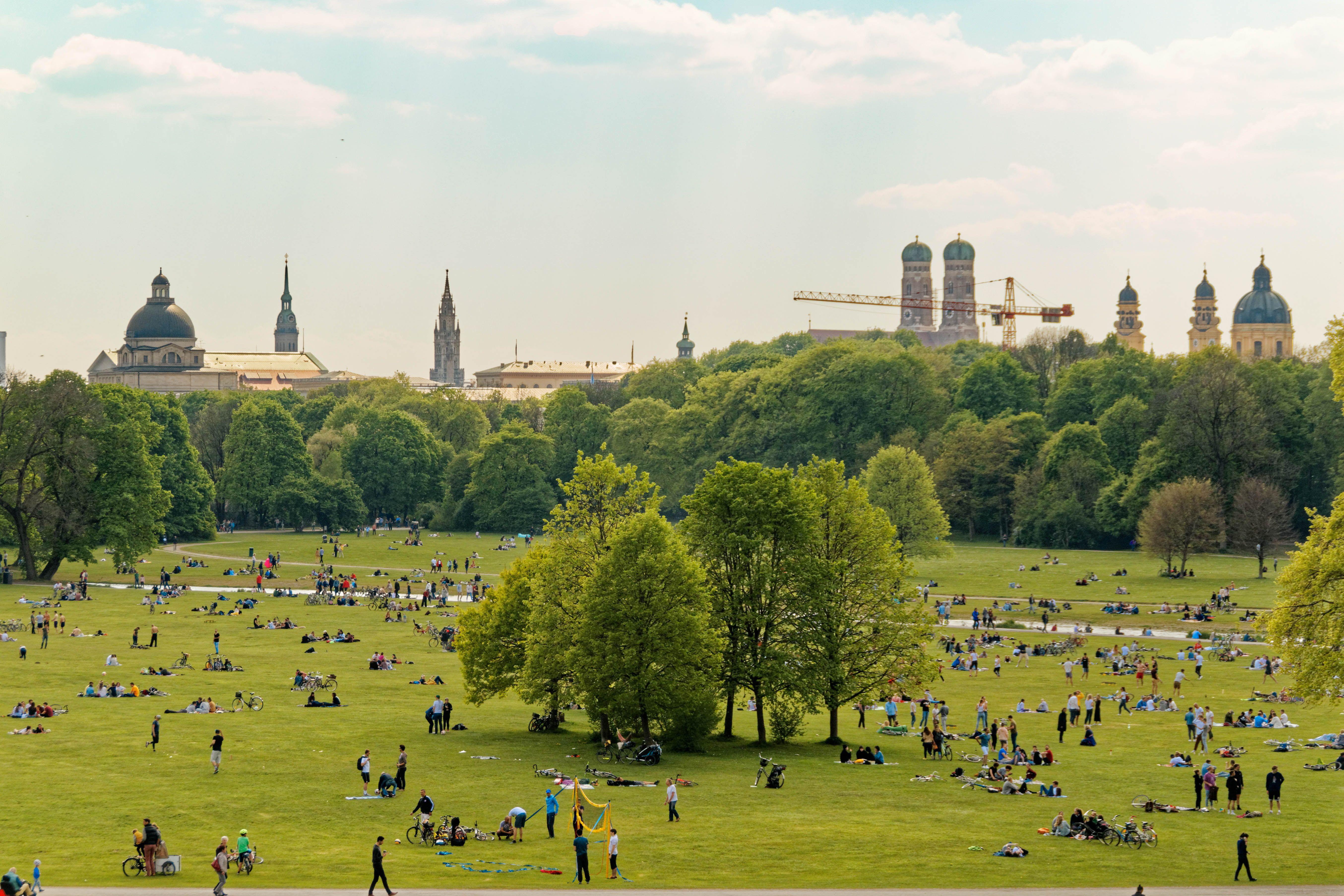 Munich Nude Park
