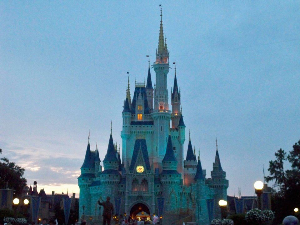 how to plan a 5 day trip to disney world
