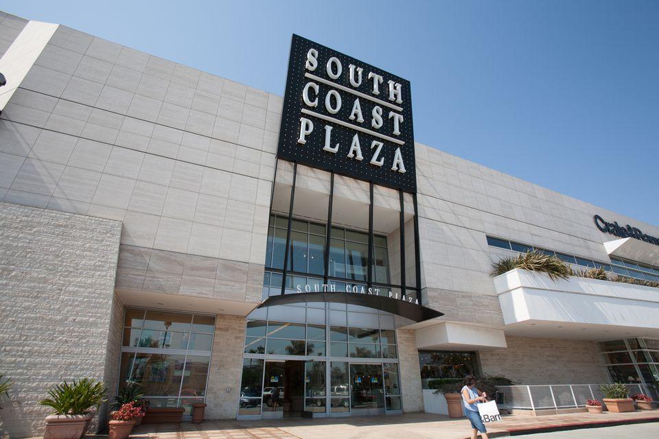 Restaurants Near South Coast Plaza