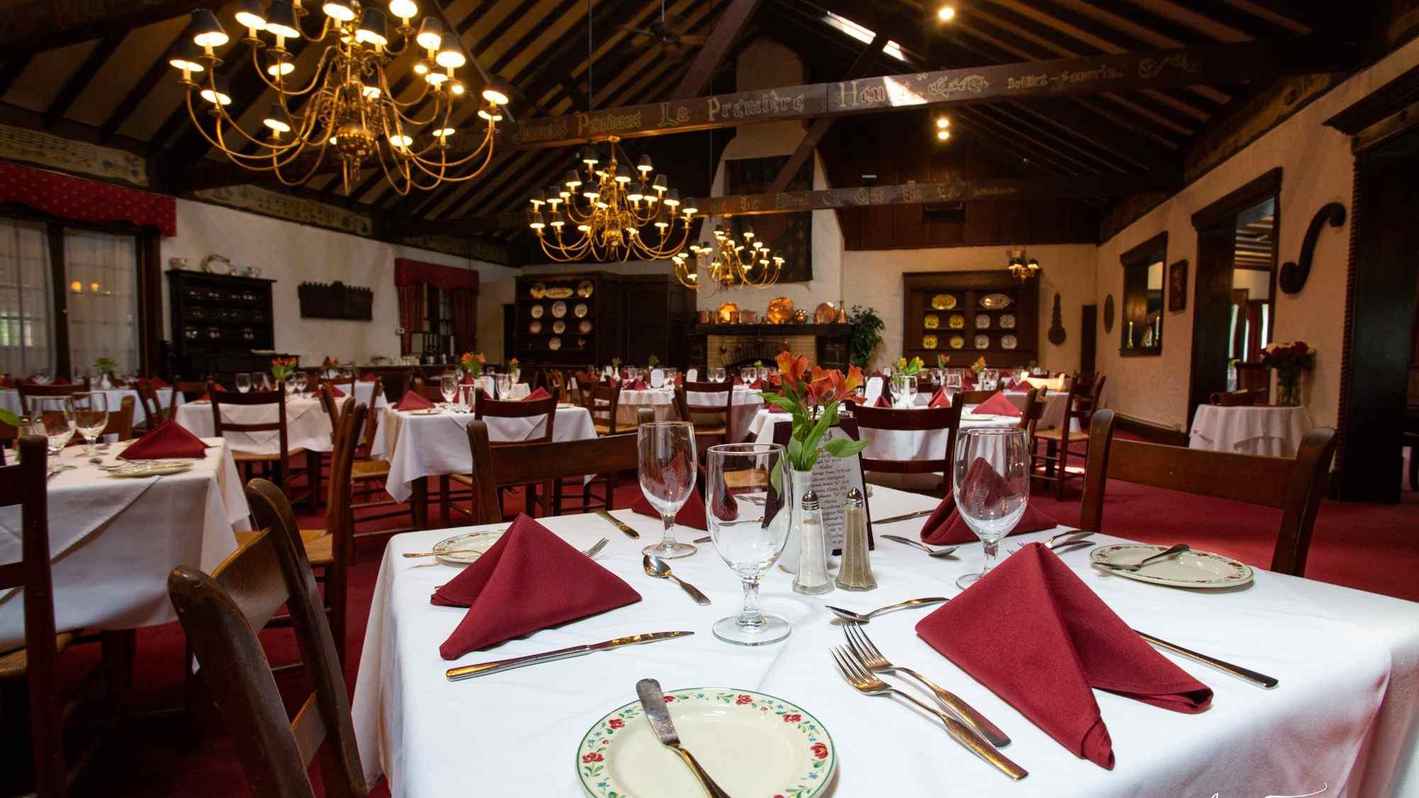Normandie Farm Restaurant
