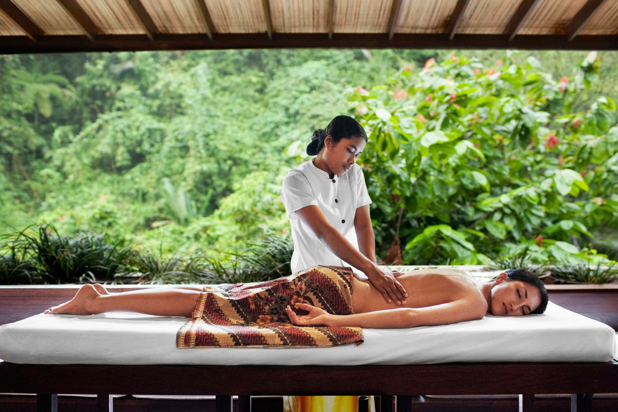 Full Body Massage Types And Misunderstandings