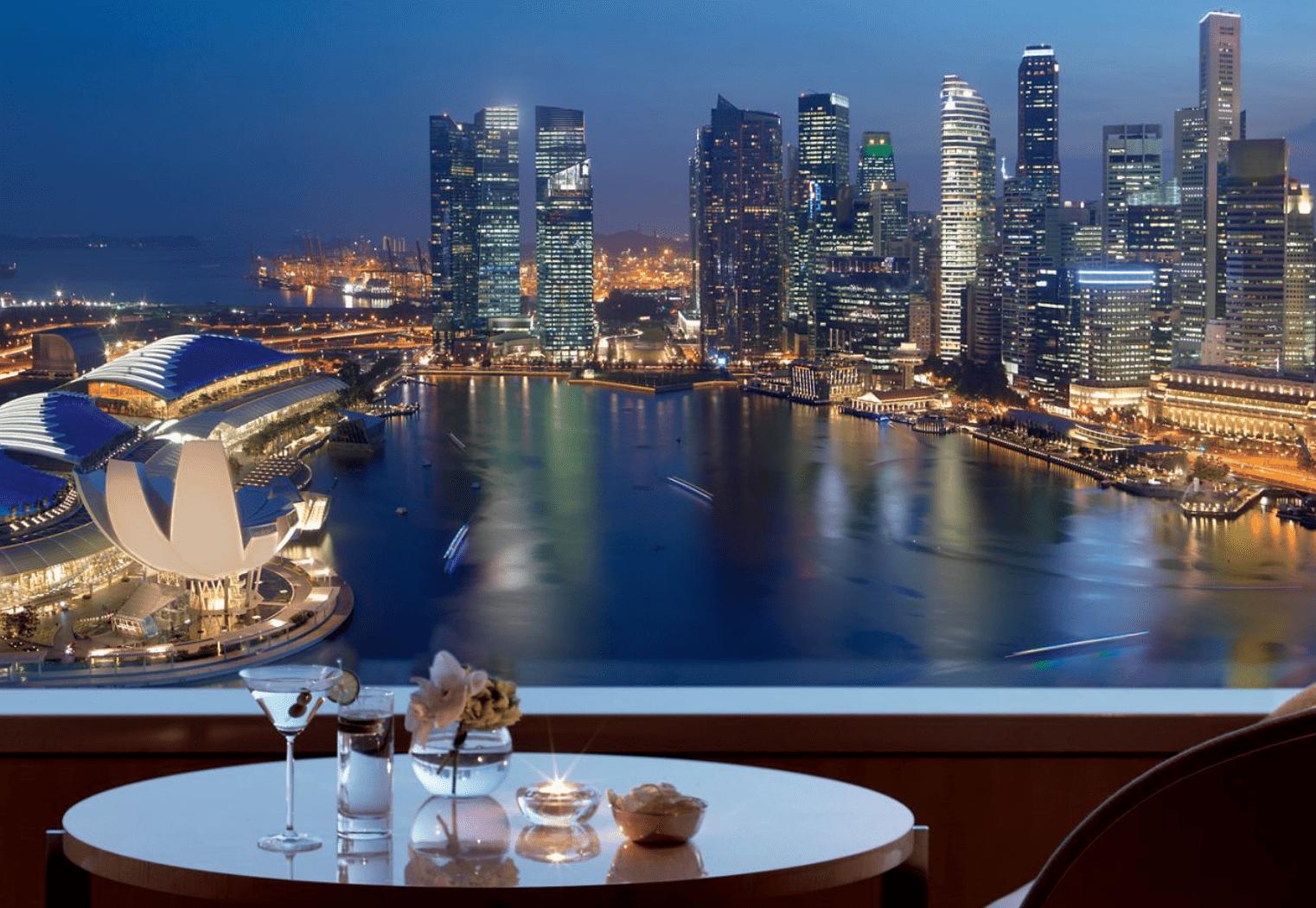 The Ritz-Carlton, Millennia Singapore