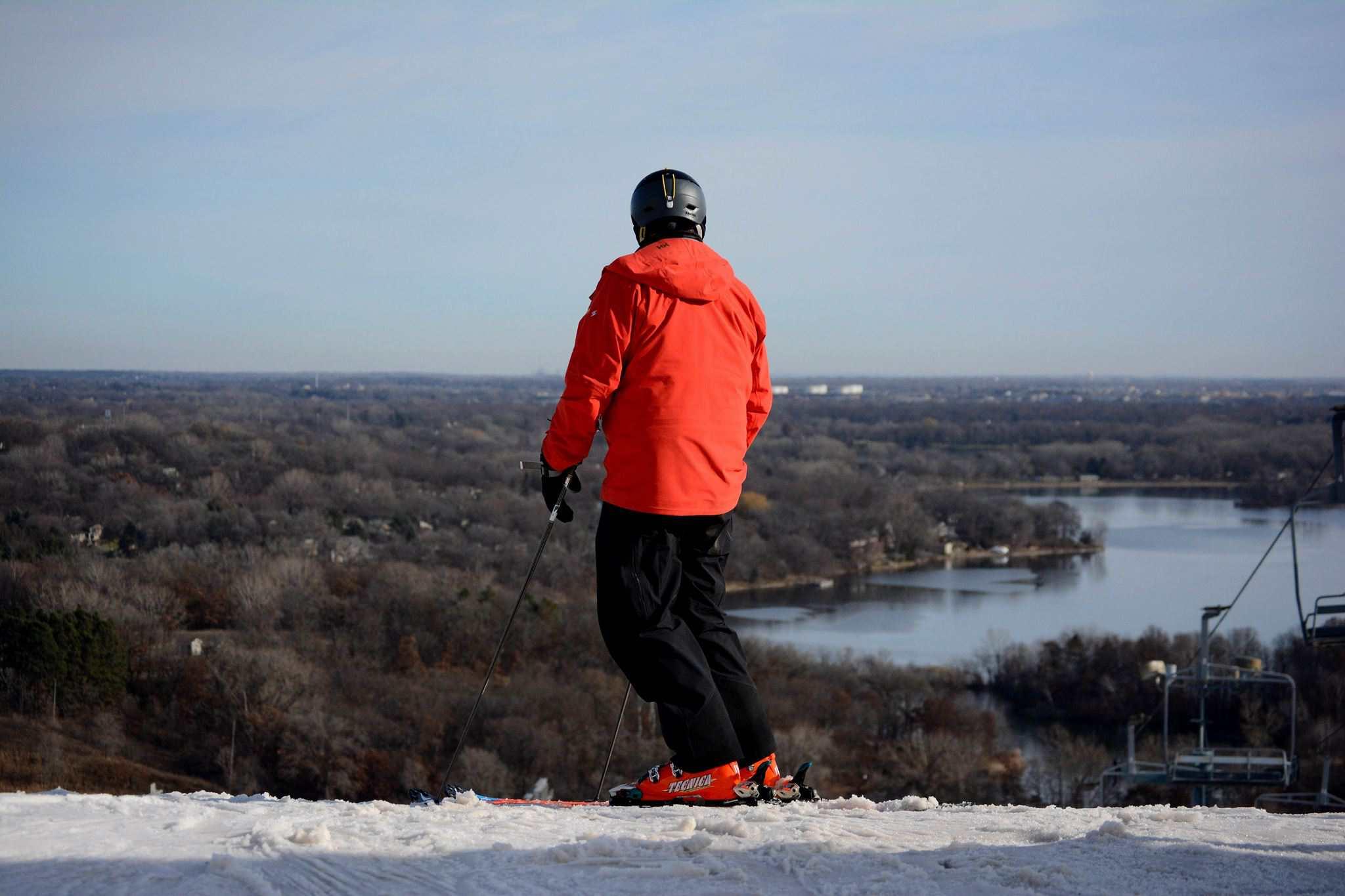 Buck Hill Ski & Snowboard Area