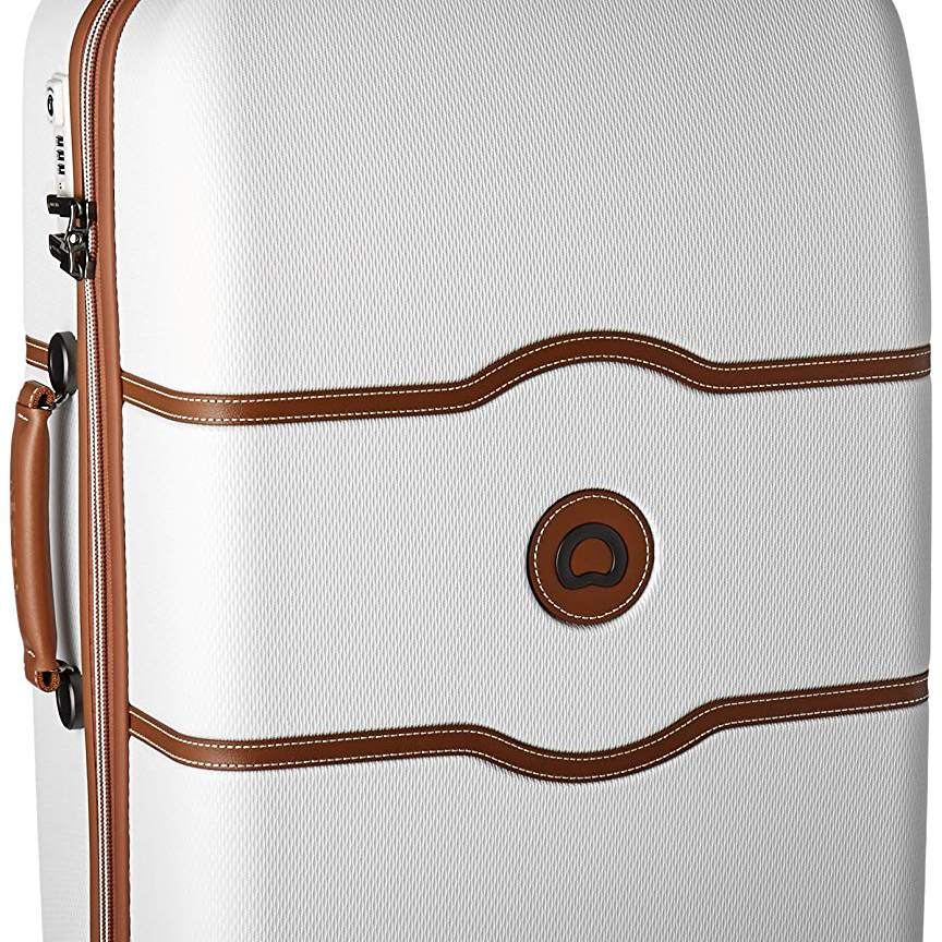 Equipaje Delsey Luggage Chatelet Hard + Medium Checked