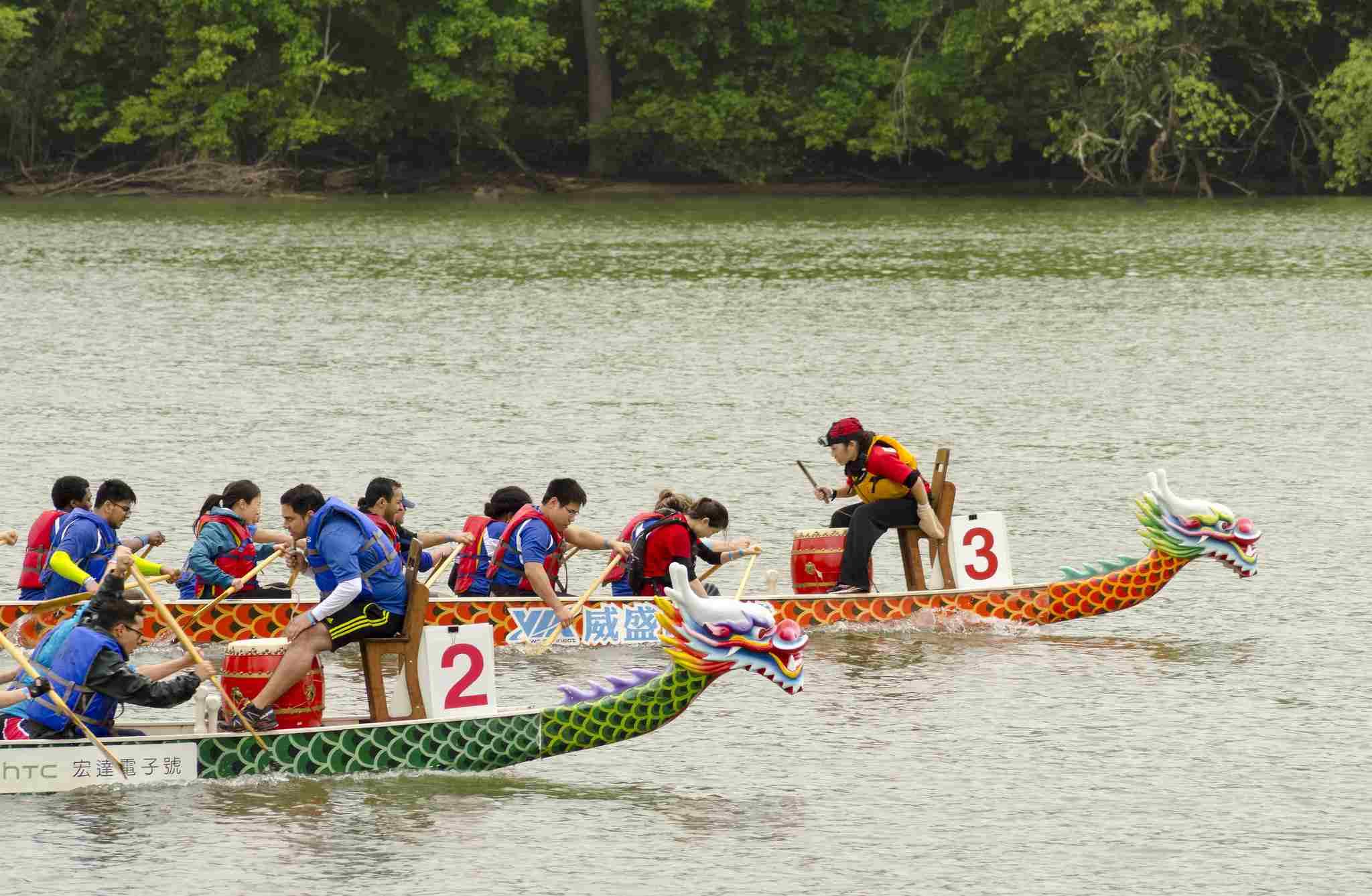 Annual D.C. Dragon Boat Festival