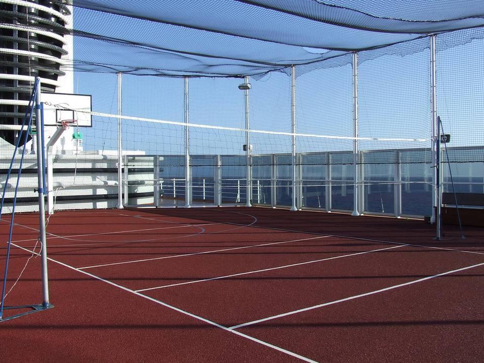 Eurodam Sports Court