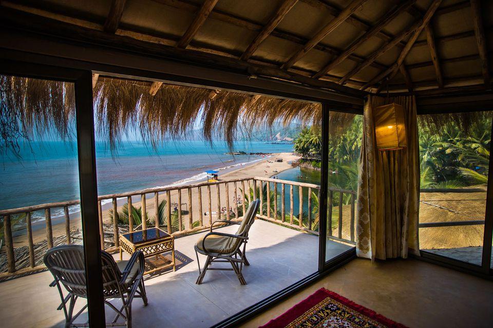 Dwarka Eco Beach Resort Cola