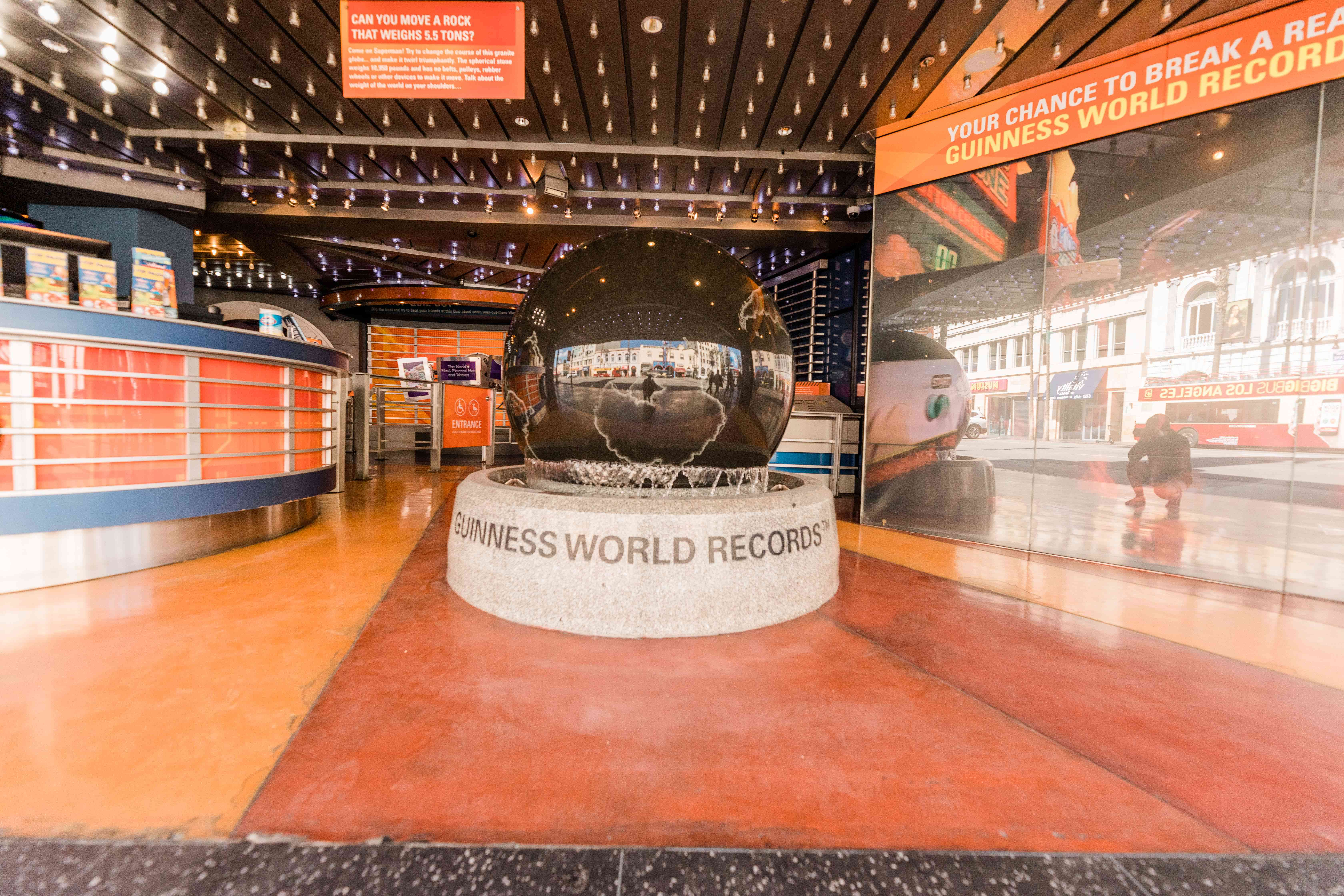 Guinness World Records Museum, Los Angeles, CA