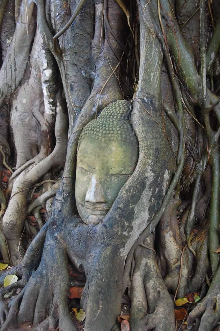 Ayutthaya, Thailand UNESCO site