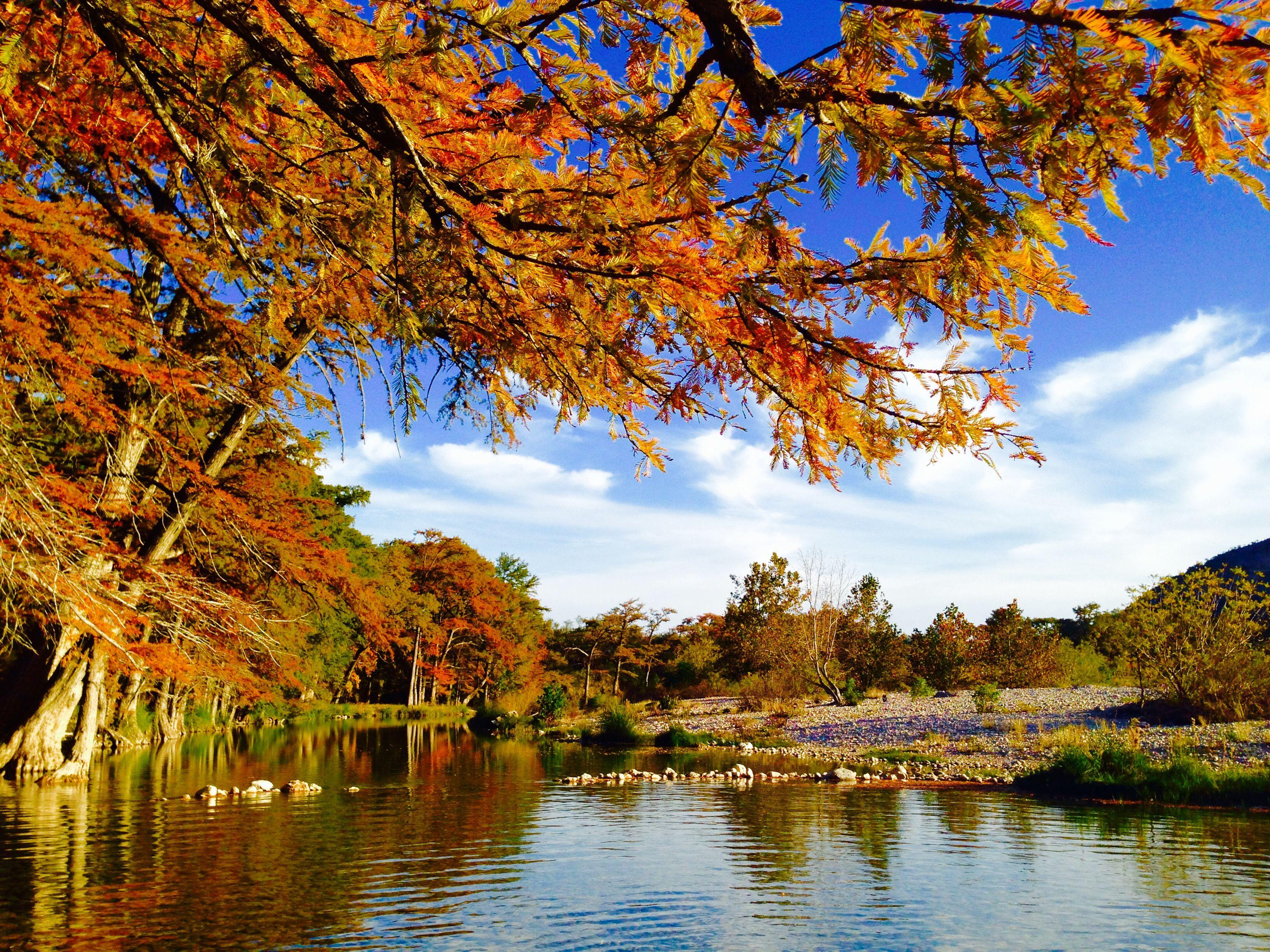 Rio Frio River in Garner State Park, Texas