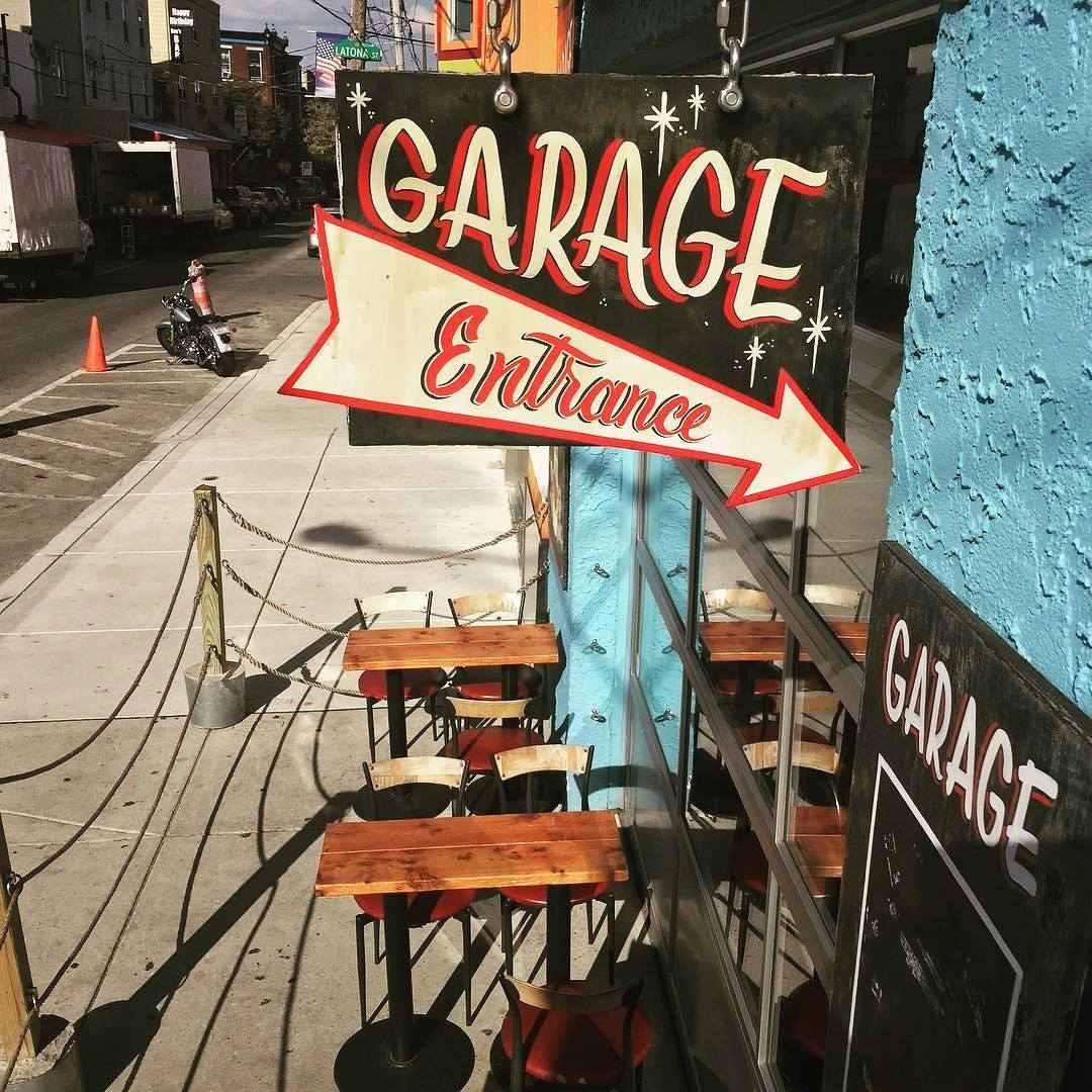 Garage Philadelphia