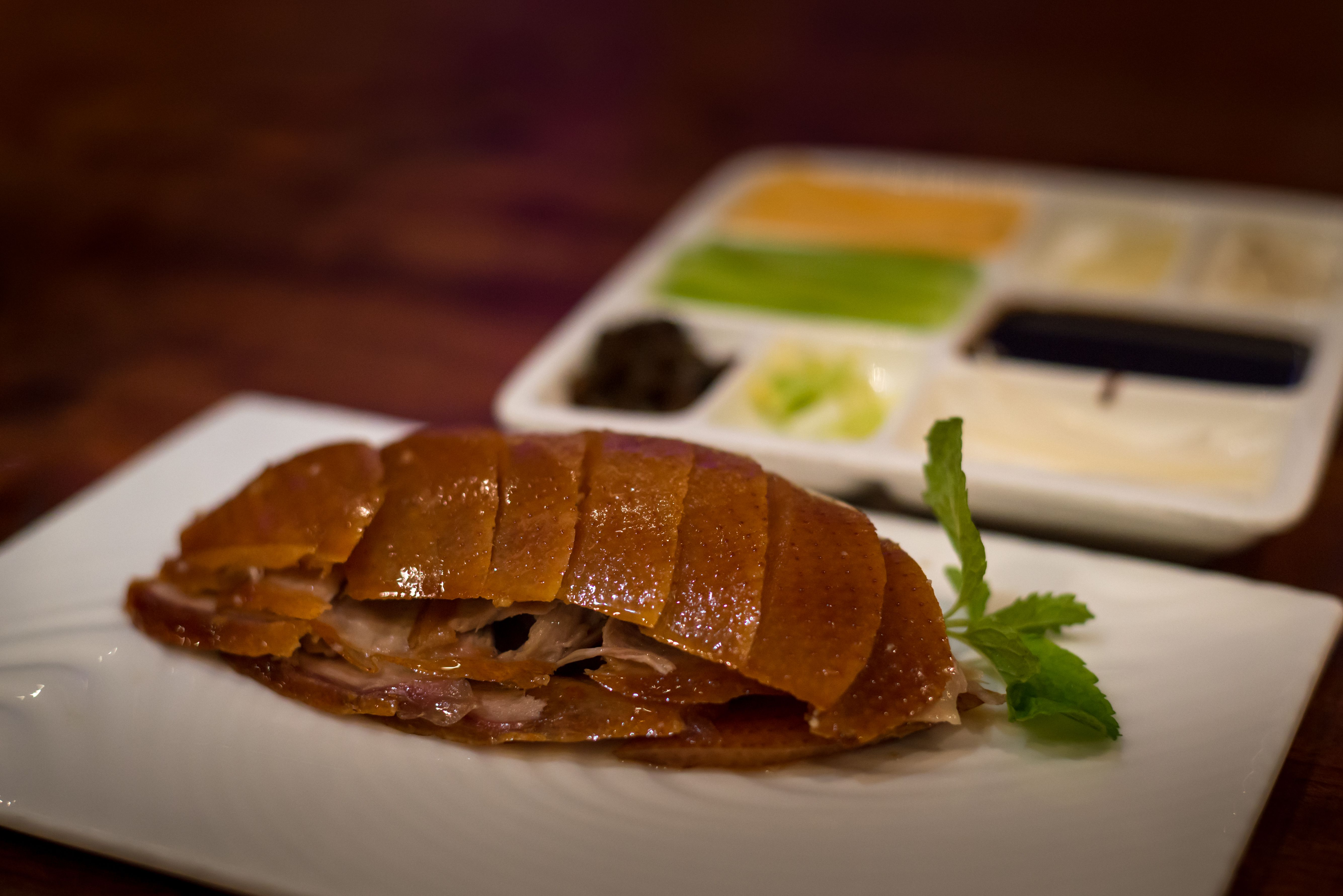 Beijing Roast duck, one of famous food of China